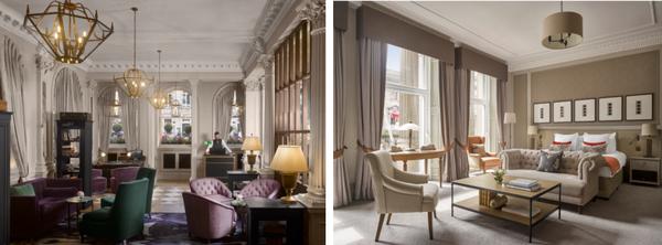 爱丁堡洲际乔治街酒店开业,以崭新视角透视历史悠久的苏格兰文化