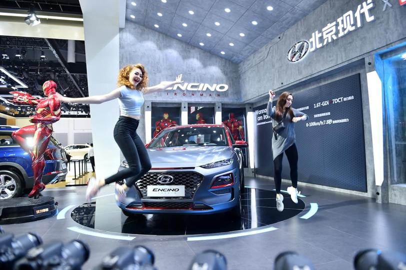 经典碰撞北京现代与钢铁侠合力打造新体验