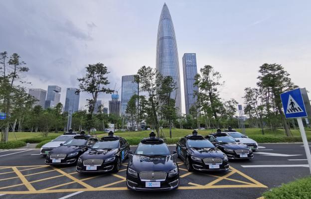 进击的中国自动驾驶,AutoX再掀亿级融资热潮
