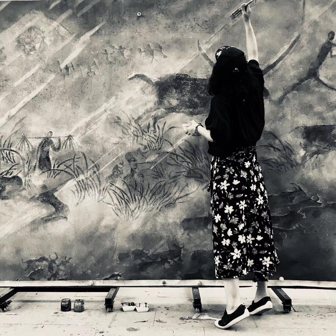 女画家张健:挑战自我是艺术人生的打开之道