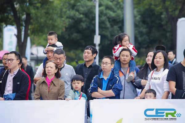 2019中国新能源汽车拉力锦标赛・环洞庭湖站 岳阳-南县赛段开赛