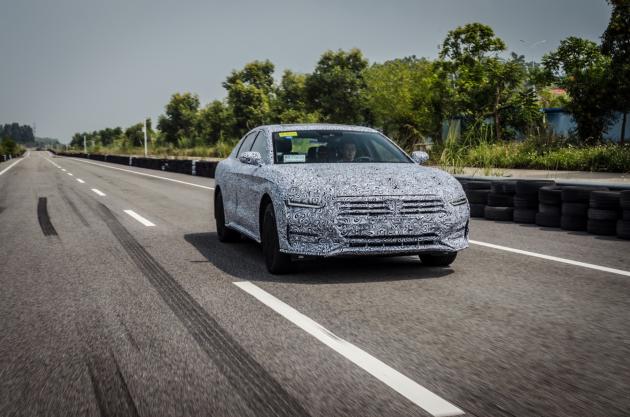 比亚迪全新车型接受严苛性能测试