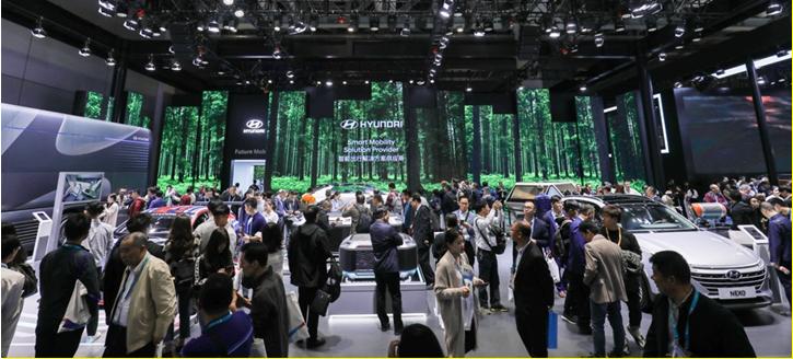 領先氫燃料電池技術 助力未來移動出行