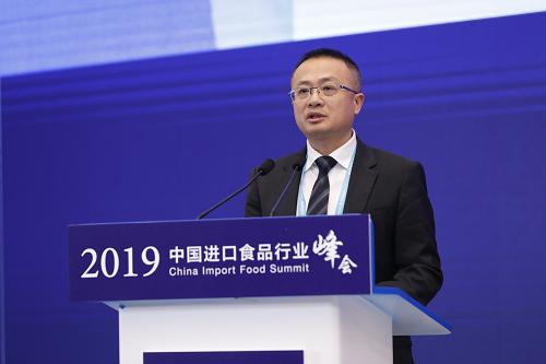 引領中國進口食品行業的未來:開放、創新、融合