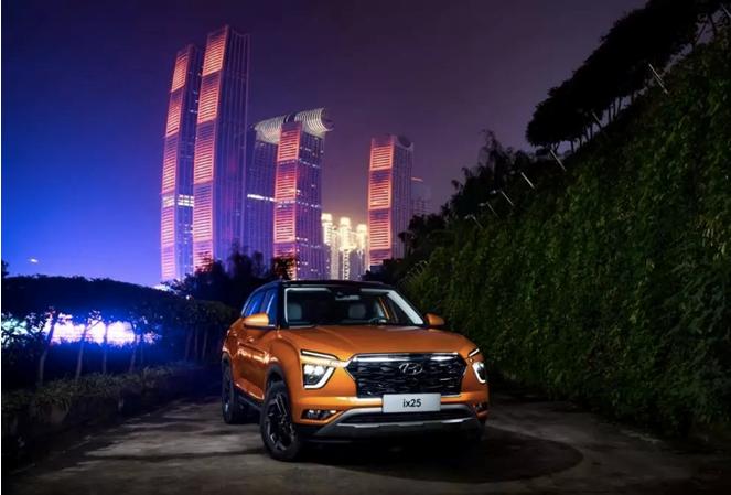 新一代ix25試駕:顔值超高油耗超低 入門不到11萬 這是什麼神現車?