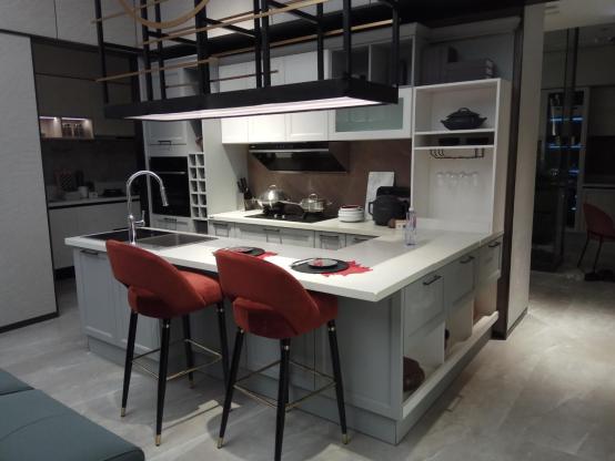 櫥柜這樣裝 廚房干凈整潔收納力又強